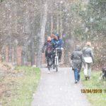 Corinne en Peter Sneeuw Hoog Soeren